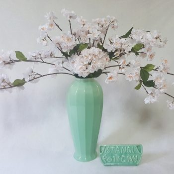 Stangl Silver Green