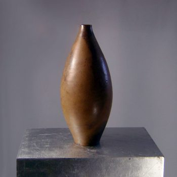 The Pregnant Brown Seed Vase