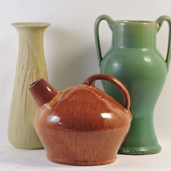 Kentucky Art Pottery from the late20's early 30's Bybee and Waco potteries